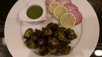 Murg Hariyali Kabab - Plattershare - Recipes, Food Stories And Food Enthusiasts