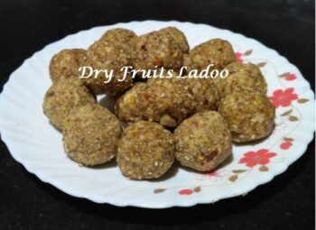 Dry Fruits Laddu Recipe Without Sugar &Amp; Jaggery - Plattershare - Recipes, Food Stories And Food Enthusiasts