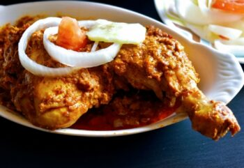 Restaurant Style Chicken Chaap - Plattershare - Recipes, Food Stories And Food Enthusiasts