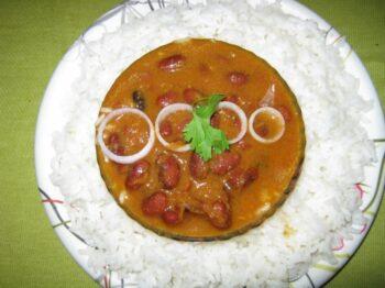 Rajma Masala - Plattershare - Recipes, Food Stories And Food Enthusiasts