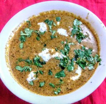 Punjabi Dal Makhani - Plattershare - Recipes, Food Stories And Food Enthusiasts