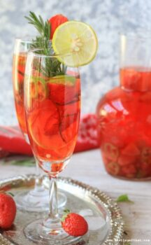 Strawberry Jalepeno Spice Tea - Plattershare - Recipes, Food Stories And Food Enthusiasts