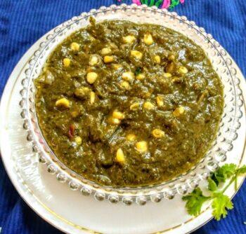 Methi Corn Malai - Plattershare - Recipes, Food Stories And Food Enthusiasts