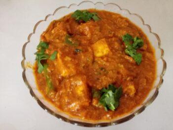 Restaurant Style Paneer Tikka Masala - Plattershare - Recipes, Food Stories And Food Enthusiasts