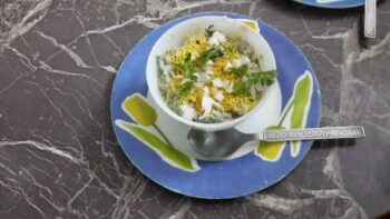 Mixed Sprouts Chaat - Plattershare - Recipes, Food Stories And Food Enthusiasts