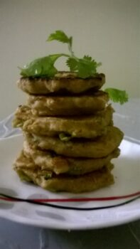 Fish Egg Cutlets - Plattershare - Recipes, Food Stories And Food Enthusiasts