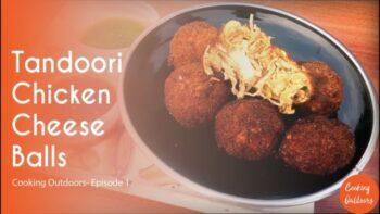 Tandoori Chicken Cheese Balls - Plattershare - Recipes, Food Stories And Food Enthusiasts