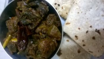 Mutton Liver Fry - Plattershare - Recipes, Food Stories And Food Enthusiasts