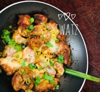 Fusion Fire Chicken - Plattershare - Recipes, Food Stories And Food Enthusiasts
