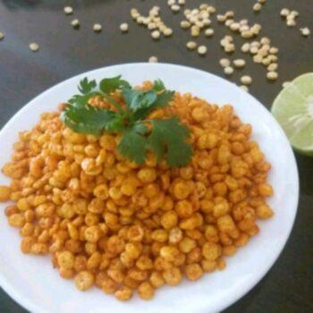 Namkin Chana Dal - Plattershare - Recipes, Food Stories And Food Enthusiasts