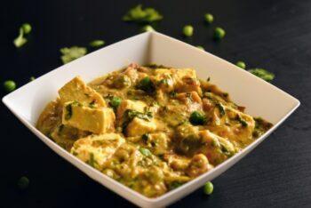 Malai Matar Paneer - Plattershare - Recipes, Food Stories And Food Enthusiasts