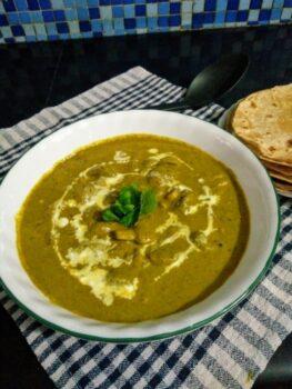 Mushroom Pudina Kalimirch - Plattershare - Recipes, Food Stories And Food Enthusiasts