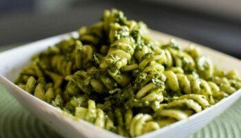 Kale Pesto Pasta - Plattershare - Recipes, Food Stories And Food Enthusiasts