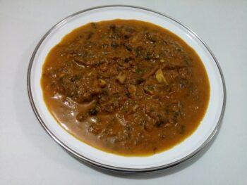 Restaurant Style Methi Mushroom - Plattershare - Recipes, Food Stories And Food Enthusiasts