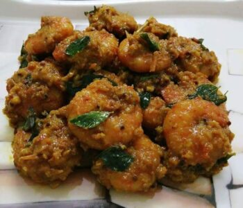 Prawn Masala - Plattershare - Recipes, Food Stories And Food Enthusiasts