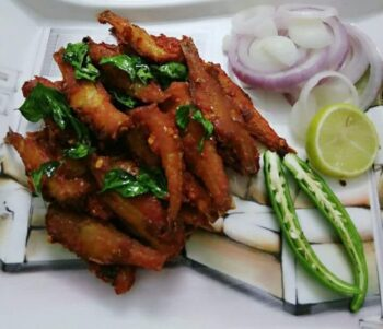 Nethili Meen Fry - Plattershare - Recipes, Food Stories And Food Enthusiasts
