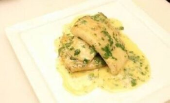Grilled Fish With Lemon Butter Sauce - Plattershare - Recipes, Food Stories And Food Enthusiasts