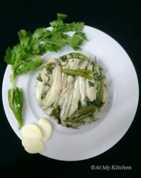 Steamed Small Fish - Plattershare - Recipes, Food Stories And Food Enthusiasts