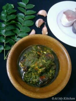 Curry Leaves Fish Curry - Plattershare - Recipes, Food Stories And Food Enthusiasts