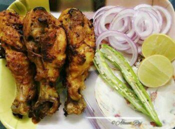 Tangri Kebab - Plattershare - Recipes, Food Stories And Food Enthusiasts