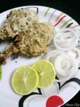 Tangri Malai Kebab - Plattershare - Recipes, Food Stories And Food Enthusiasts