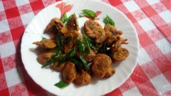 Mushroom Pakoda - Plattershare - Recipes, Food Stories And Food Enthusiasts