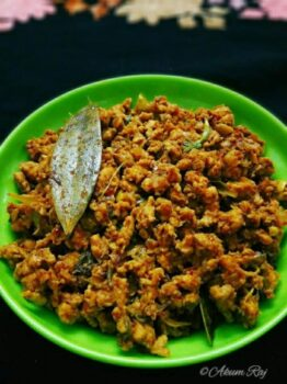Chicken Keema - Plattershare - Recipes, Food Stories And Food Enthusiasts