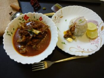 Mutton Rogan Josh - Plattershare - Recipes, Food Stories And Food Enthusiasts