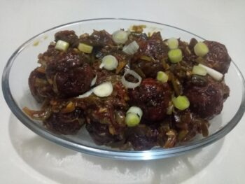 Restaurant Style Veg Manchurian - Plattershare - Recipes, Food Stories And Food Enthusiasts