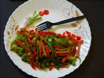 Sauteed Vegetables - Plattershare - Recipes, Food Stories And Food Enthusiasts