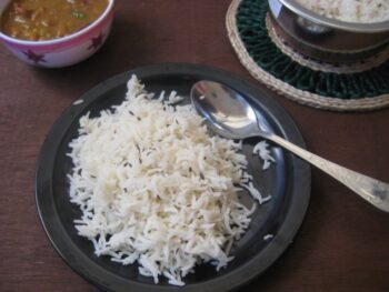 Jeera Rice - Plattershare - Recipes, Food Stories And Food Enthusiasts