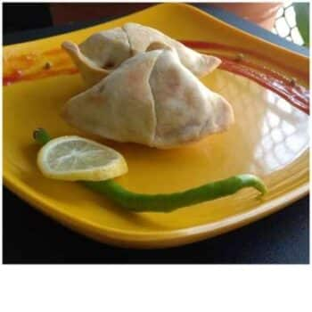 Baked Samosa - Plattershare - Recipes, Food Stories And Food Enthusiasts
