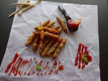 Banana Semolina Fingers - Plattershare - Recipes, Food Stories And Food Enthusiasts