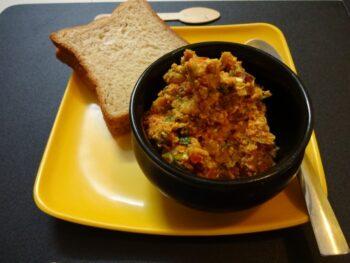 Egg Bhurji - Plattershare - Recipes, Food Stories And Food Enthusiasts