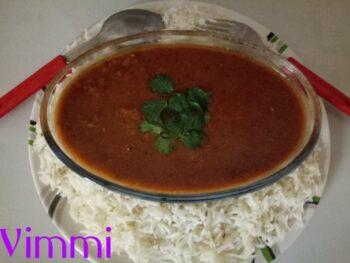 Restaurant Style Rajma Masala - Plattershare - Recipes, Food Stories And Food Enthusiasts