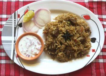 Mutton Biryani Recipe - Plattershare - Recipes, Food Stories And Food Enthusiasts