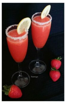 Strawberry Lemonade - Plattershare - Recipes, Food Stories And Food Enthusiasts