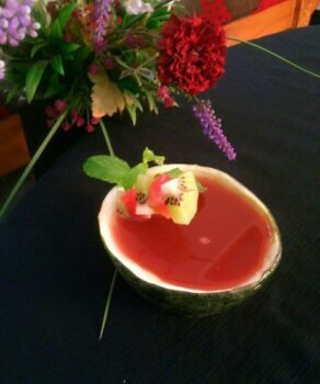 Watermelon Kiwi Cooler - Plattershare - Recipes, Food Stories And Food Enthusiasts