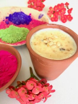 Thandai - Plattershare - Recipes, Food Stories And Food Enthusiasts
