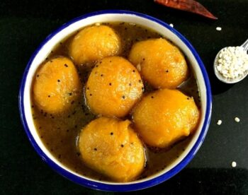 Ambe Upkari/Mango Curry - Plattershare - Recipes, Food Stories And Food Enthusiasts