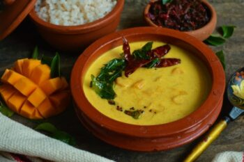 Ripe Mango Curry Or Mambazha Pulissery - Plattershare - Recipes, Food Stories And Food Enthusiasts
