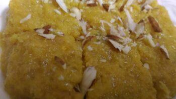 Mango Kalakand - Plattershare - Recipes, Food Stories And Food Enthusiasts
