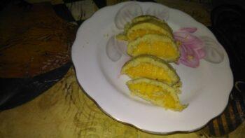 Mango Sandesh - Plattershare - Recipes, Food Stories And Food Enthusiasts