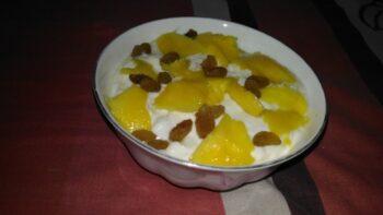 Mango Raita - Plattershare - Recipes, Food Stories And Food Enthusiasts
