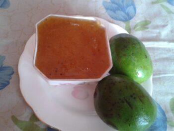 Khatti Meethi Mango Chutney - Plattershare - Recipes, Food Stories And Food Enthusiasts