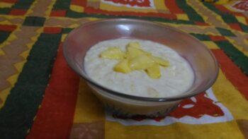 Mango Kheer - Plattershare - Recipes, Food Stories And Food Enthusiasts