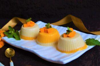 Mango Yogurt Frozen Dessert - Plattershare - Recipes, Food Stories And Food Enthusiasts
