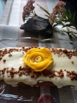 Mango Semolina Cake- Eggless And Vegan - Plattershare - Recipes, Food Stories And Food Enthusiasts