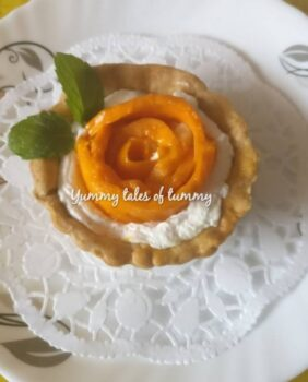 Mango Tartlets - Plattershare - Recipes, Food Stories And Food Enthusiasts