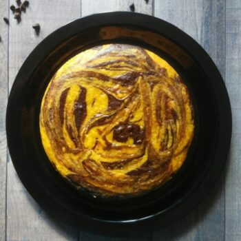 Eggless Mango Chocolate Marble Cake - Plattershare - Recipes, Food Stories And Food Enthusiasts